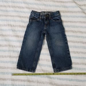 Crazy 8 Straight Jeans 2T